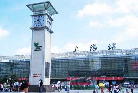 【火狐体育ios】高铁上海站